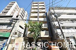 大阪府堺市堺区櫛屋町東2丁の賃貸マンションの外観