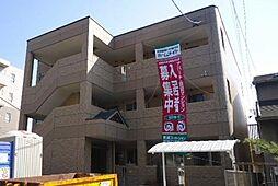 愛知県名古屋市瑞穂区仁所町2丁目の賃貸マンションの外観