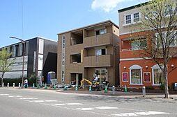 福岡県福岡市西区姪浜駅南3丁目の賃貸アパートの外観