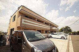 神奈川県横浜市港北区篠原町の賃貸マンションの外観