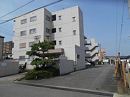 久保山コーポ[4階]の外観