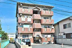 イワイマンション[4階]の外観