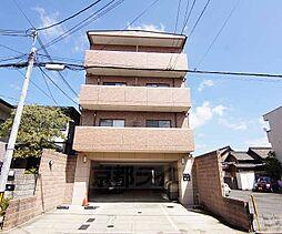 京都府京都市伏見区下中町の賃貸マンションの外観