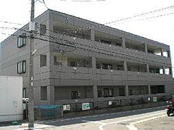 愛知県小牧市大字文津の賃貸マンションの外観