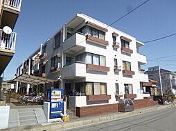ローズマンションA1[3階]の外観