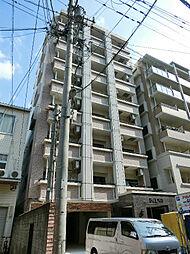 福岡県福岡市中央区春吉3の賃貸マンションの外観