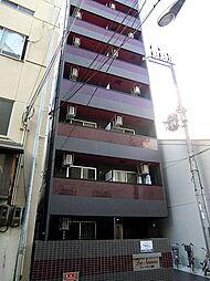 大阪府大阪市北区万歳町1丁目の賃貸マンションの外観