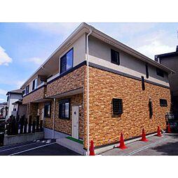 近鉄生駒線 南生駒駅 徒歩13分の賃貸アパート