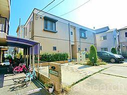 [テラスハウス] 大阪府堺市北区蔵前町2丁 の賃貸【/】の外観