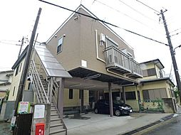松井コーポ[201号室]の外観