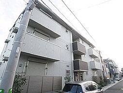 東京都足立区六町4丁目の賃貸アパートの外観