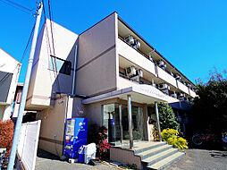 埼玉県朝霞市幸町2丁目の賃貸マンションの外観