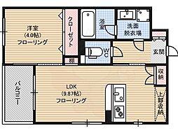 姪浜駅 6.4万円