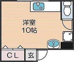 【敷金礼金0円!】大阪市営四つ橋線 岸里駅 徒歩6分