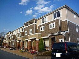 大阪府茨木市畑田町の賃貸アパートの外観
