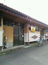 大阪府東大阪市三島1丁目の賃貸アパートの外観