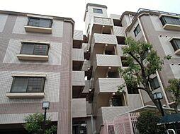 鶴見パールハイツ[2階]の外観