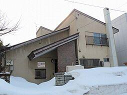 [一戸建] 北海道札幌市西区西町北15丁目 の賃貸【/】の外観