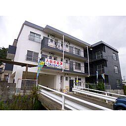 兵庫県神戸市北区南五葉6丁目の賃貸マンションの外観