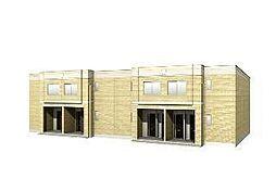 長与町新築アパート(仮)[1階]の外観