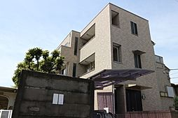 千葉県市川市北方1丁目の賃貸アパートの外観