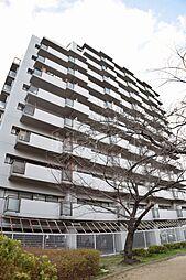 日宝サンフラッツ東平[6階]の外観