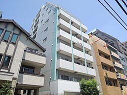 東京都台東区北上野2丁目の賃貸マンションの外観