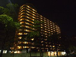 兵庫県神戸市東灘区向洋町中5丁目の賃貸マンションの外観