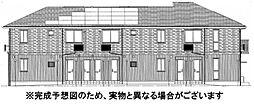 福岡県大野城市乙金2丁目の賃貸アパートの外観