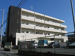 京都府京都市山科区西野小柳町の賃貸マンションの外観