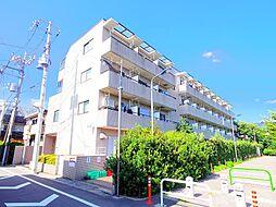 東京都練馬区石神井町5丁目の賃貸マンションの外観