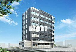 仮)中区正木三丁目自宅併用店舗マンション[2階]の外観