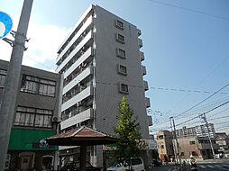 愛媛県松山市御宝町の賃貸マンションの外観