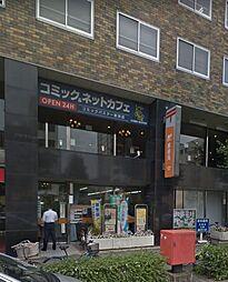 名古屋新栄郵便局…約340m