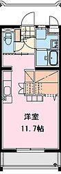 (仮称)永楽町マンション[203号室]の間取り