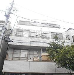 東京都文京区千駄木2丁目の賃貸マンションの外観