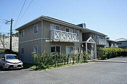 パールリバー浅川C棟[1階]の外観