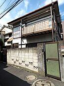 JR総武・中央線「大久保」駅より徒歩6分南道路に面した日当たりのよい売り土地のご紹介です。(現地写真・古家あり)