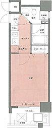 アクタス博多駅東[6階]の間取り