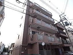 ベルエアー塚本通[303号室]の外観