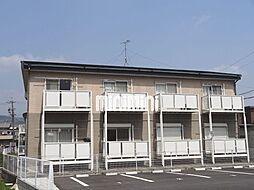 エクセルハイムC[1階]の外観