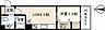 間取り,1LDK,面積31.8m2,賃料6.0万円,広島電鉄1系統 中電前駅 徒歩6分,広島電鉄1系統 市役所前駅 徒歩8分,広島県広島市中区小町