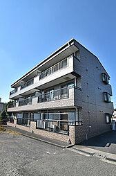 東京都町田市金森東2丁目の賃貸マンションの外観