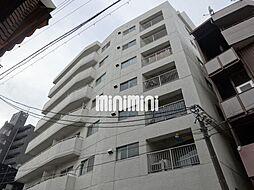 ラッフル徳川[4階]の外観