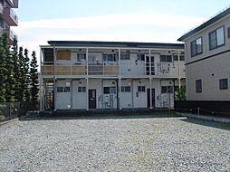 山形県山形市南一番町の賃貸アパートの外観