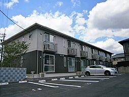 三重県伊賀市緑ケ丘東町の賃貸アパートの外観