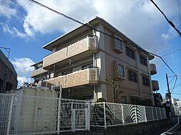 エクシード上野芝[3階]の外観