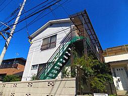 あさひ荘[1階]の外観