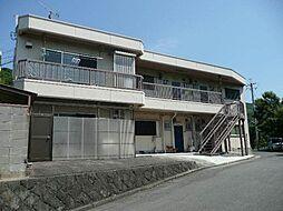 コーポ川西[1階]の外観