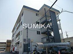 ピュア田中[3階]の外観